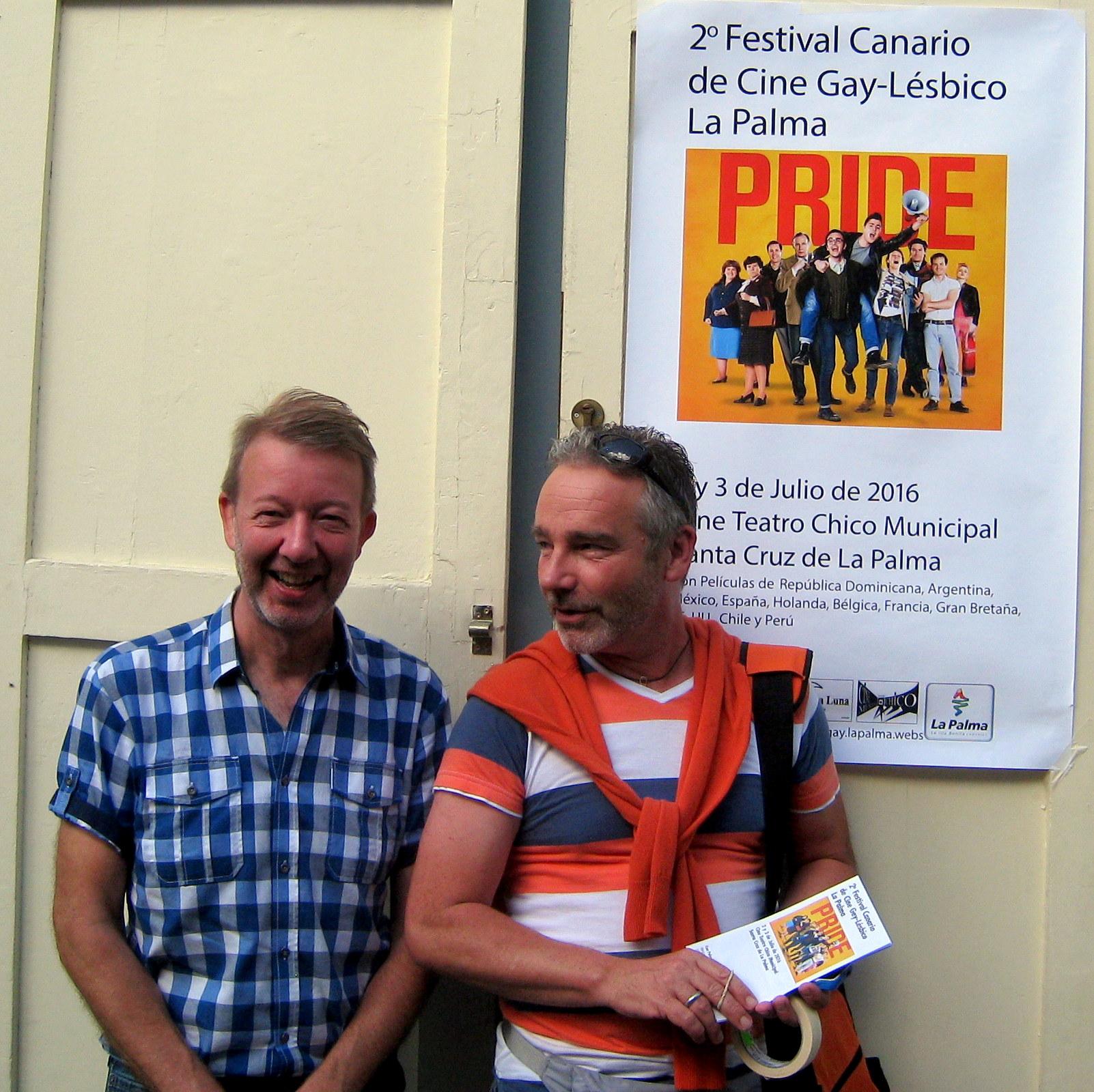 FESTIVAL CINE GAY LA PALMA